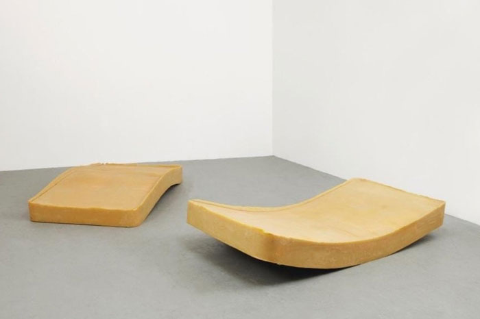 Untitled (Concave and Convex Beds)